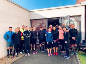 woden run cours collectif